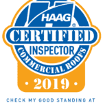 Commercial Roof Inspector Badge